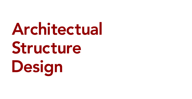 Architectual Structure Design建築構造設計